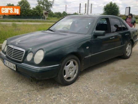 Mercedes-Benz E 200 2.0*klima* photo