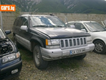 Jeep Grand Cherokee 2.5tdi*klima* photo