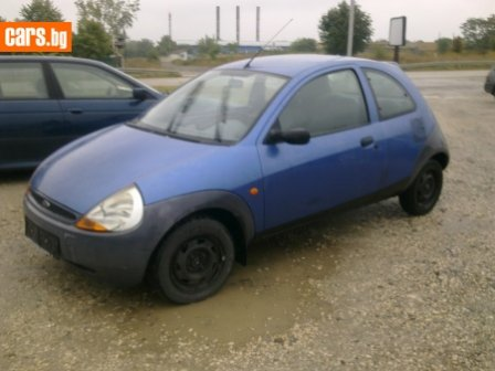 Ford Ka 1.3 na chasti photo