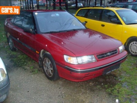 Subaru Legacy 2.0 photo