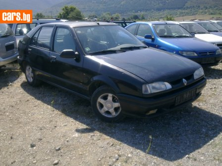 Renault 19 1.7 photo