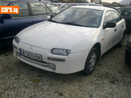 Mazda 323 1.5 16v photo
