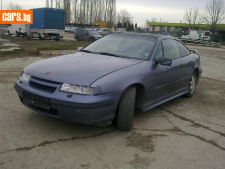 Opel Calibra 2.0*klima* photo