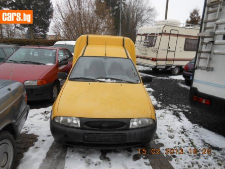 Ford Courier 1.8 D photo
