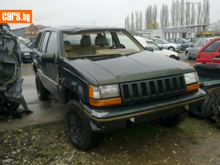 Jeep Grand Cherokee 5.2*klima* photo