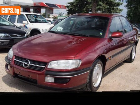 Opel Omega photo