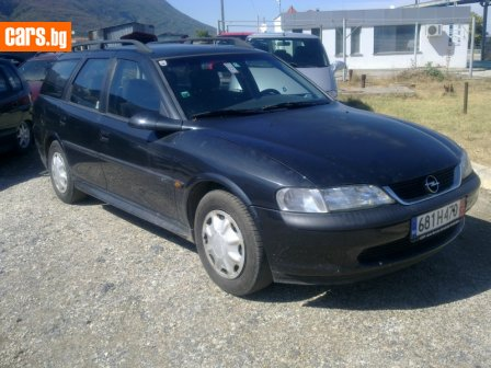 Opel Vectra 2.0*klima* photo