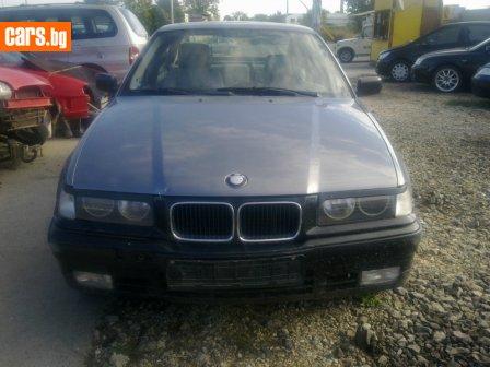 BMW 318 1995 photo