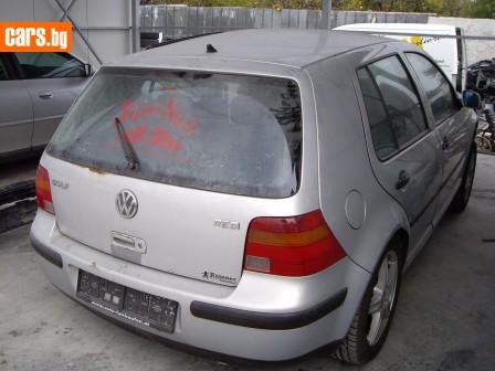 VW Golf 1.9 TDI 110 photo
