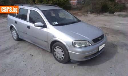 Opel Astra 1.7 isuzo photo