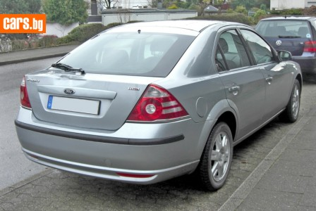 Ford Mondeo 2.0tdci photo