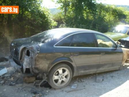 Audi A6 2.5 TDI 4x4 photo