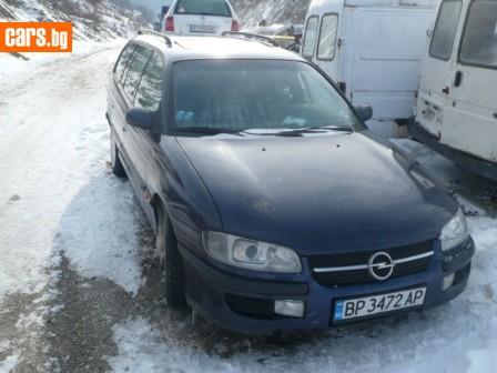 Opel Omega B 2.5 TDI photo