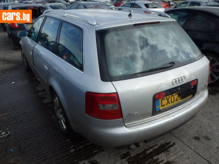 Audi A6 1.9 photo