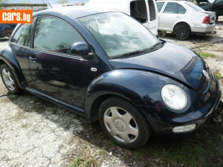 VW New Beetle 2.0 photo