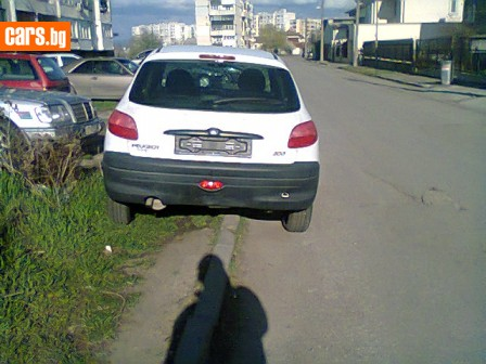 Peugeot 206 1.9 photo