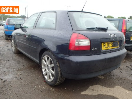 Audi A3 1,9 tdi photo
