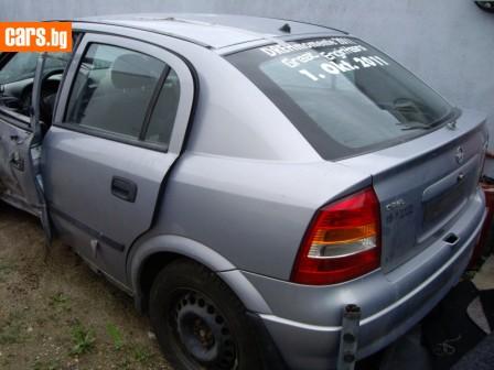 Opel Astra 1.7 DTI photo