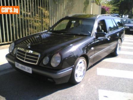 Mercedes-Benz E 290 photo