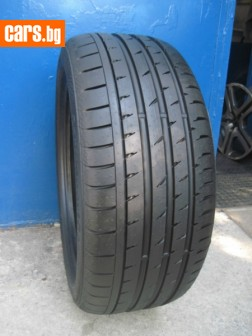 4 бр. летни гуми 245/45R18 Continental SC2 SSR* photo