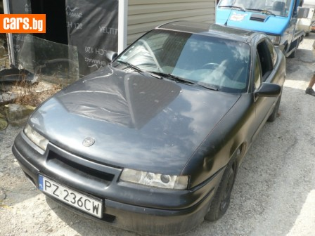 Opel Calibra 2.0 16 V photo