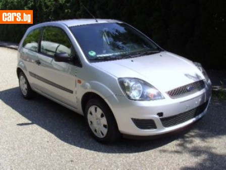 Ford Fiesta 1.4tdci photo