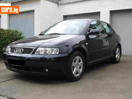 Audi A3 1,9 photo