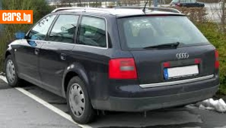 Audi A6 1.8T и 2.4V photo