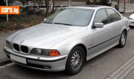 BMW 520 E39 photo