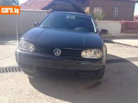 VW Golf 4 TDI photo