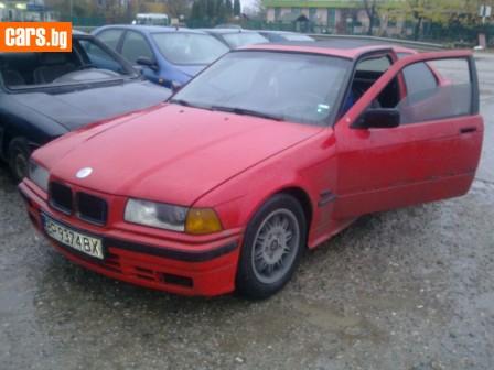 BMW 318 kompakt*tds photo