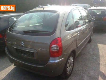 Citroen Xsara Picasso 1.6 HDi photo