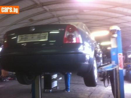 VW Passat 1,9TDI 6sk. photo