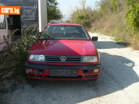 VW Vento 1.9 TD photo