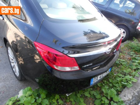 Opel Insignia 2.0DTCI photo