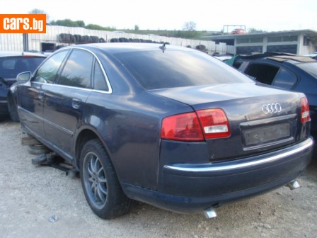 Audi A8 4.2 TDi QUATRO photo