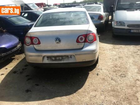 VW Passat 2000 BKP photo