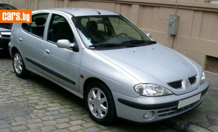 Renault Megane 1.9dti 98k.s. photo