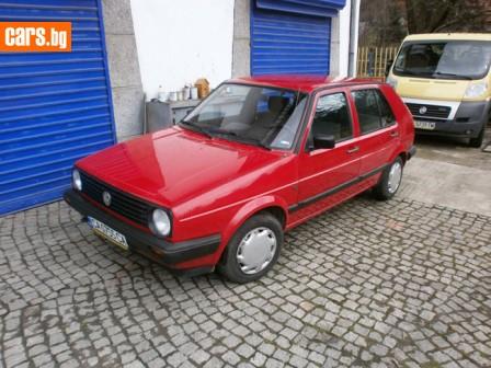 VW Golf 1.8 photo