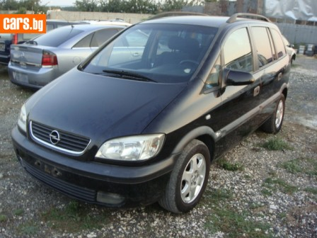 Opel Zafira 2.0-101кс-7мест photo
