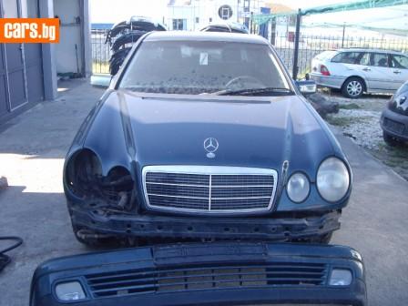 Mercedes-Benz E 220 2.2 CDI 125ps photo