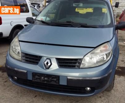 Renault Scenic 1.9CDI photo