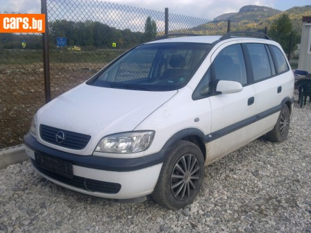 Opel Zafira 2.0 dti*klima* photo