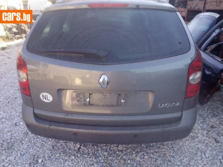 Renault Laguna 2.0 turbo, photo