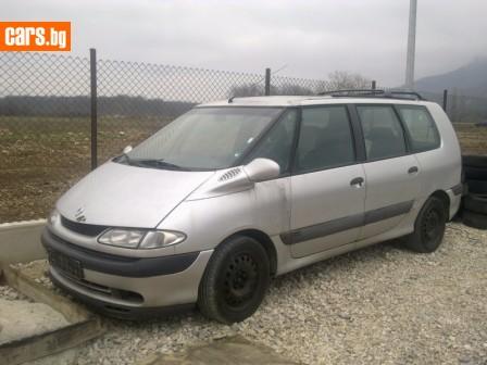 Renault Espace 2.2 dci photo