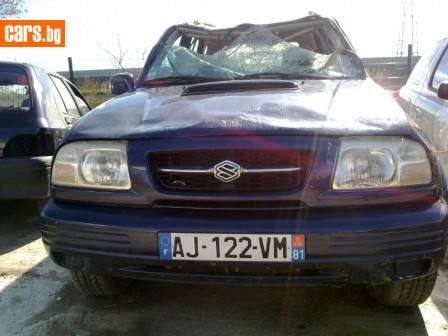 Suzuki Grand Vitara 2.0 tdi photo