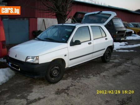 Renault Clio 1.9Дизел photo
