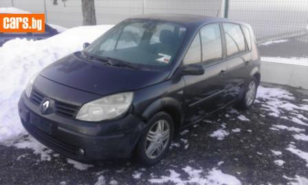 Renault Scenic 1.9 DCI photo