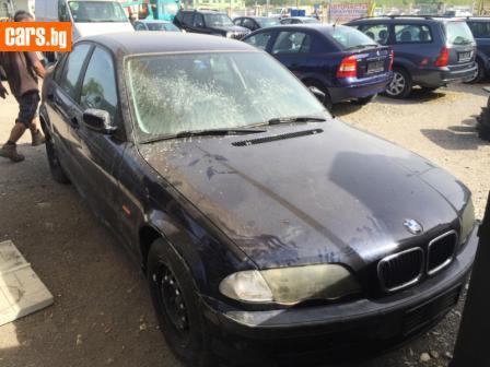 BMW 318 1800 i photo
