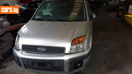 Ford Fusion 1,4TDCI photo